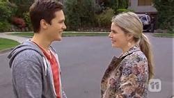 Josh Willis, Amber Turner in Neighbours Episode 6721