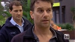 Matt Turner, Lucas Fitzgerald  in Neighbours Episode 6722