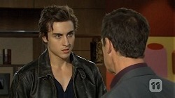 Mason Turner, Paul Robinson in Neighbours Episode 6723
