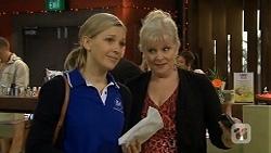Georgia Brooks, Sheila Canning in Neighbours Episode 6724