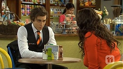Mason Turner, Kate Ramsay in Neighbours Episode 6724