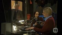 Jack Lassiter, Imogen Willis, Amber Turner in Neighbours Episode 6724