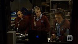 Imogen Willis, Amber Turner, Josh Willis in Neighbours Episode 6724