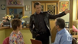 Susan Kennedy, Paul Robinson, Karl Kennedy in Neighbours Episode 6724