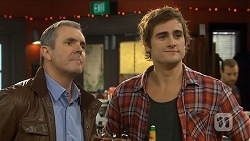 Karl Kennedy, Kyle Canning in Neighbours Episode 6724