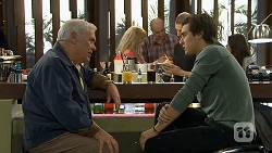 Lou Carpenter, Mason Turner in Neighbours Episode 6725