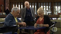 Lou Carpenter, Jack Lassiter, Sheila Canning in Neighbours Episode 6725