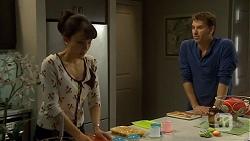 Vanessa Villante, Lucas Fitzgerald in Neighbours Episode 6726