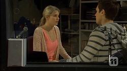 Amber Turner, Josh Willis in Neighbours Episode 6726
