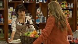 Vanessa Villante, Sonya Mitchell in Neighbours Episode 6726