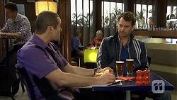 Toadie Rebecchi, Lucas Fitzgerald in Neighbours Episode 6727