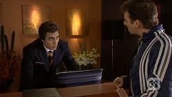 Mason Turner, Lucas Fitzgerald in Neighbours Episode 6727