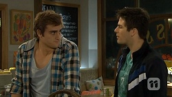 Kyle Canning, Chris Pappas in Neighbours Episode 6727