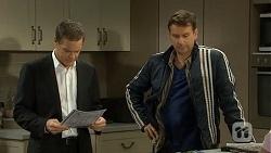 Paul Robinson, Lucas Fitzgerald in Neighbours Episode 6727