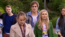 Kyle Canning, Georgia Brooks in Neighbours Episode 6727