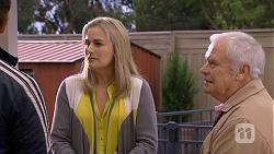 Lauren Turner, Lou Carpenter in Neighbours Episode 6728