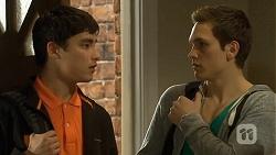 Hudson Walsh, Josh Willis in Neighbours Episode 6728