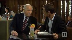 Jack Lassiter, Paul Robinson in Neighbours Episode 6728