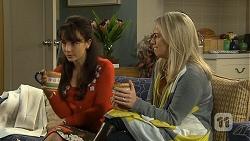Vanessa Villante, Lauren Turner in Neighbours Episode 6728