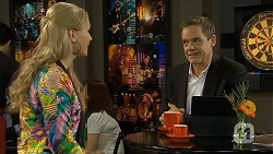 Georgia Brooks, Paul Robinson in Neighbours Episode 6729