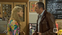 Georgia Brooks, Karl Kennedy in Neighbours Episode 6729