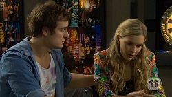 Kyle Canning, Georgia Brooks in Neighbours Episode 6730