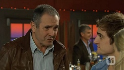 Karl Kennedy, Kyle Canning, Georgia Brooks in Neighbours Episode 6730