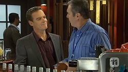 Paul Robinson, Karl Kennedy in Neighbours Episode 6730