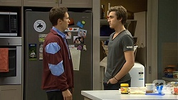 Josh Willis, Mason Turner in Neighbours Episode 6730