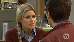 Amber Turner, Josh Willis in Neighbours Episode 6730