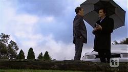 Paul Robinson, Marty Kranic in Neighbours Episode 6731