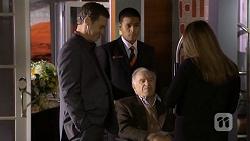 Paul Robinson, Jack Lassiter, Terese Willis in Neighbours Episode 6731