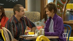 Toadie Rebecchi, Susan Kennedy in Neighbours Episode 6731
