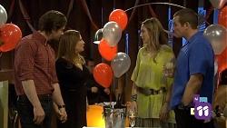 Brad Willis, Terese Willis, Sonya Mitchell, Toadie Rebecchi in Neighbours Episode 6731