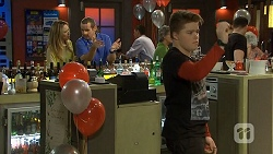 Sonya Mitchell, Toadie Rebecchi, Callum Jones in Neighbours Episode 6732
