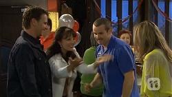 Lucas Fitzgerald, Vanessa Villante, Toadie Rebecchi, Sonya Mitchell in Neighbours Episode 6732