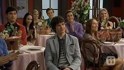 Hudson Walsh, Imogen Willis, Amber Turner, Josh Willis, Bailey Turner, Mason Turner in Neighbours Episode 6732