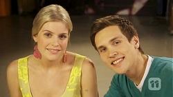 Amber Turner, Josh Willis in Neighbours Episode 6732