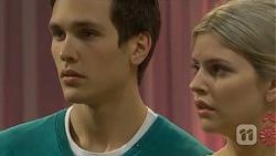 Josh Willis, Amber Turner in Neighbours Episode 6732