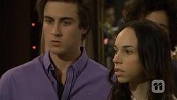 Mason Turner, Imogen Willis in Neighbours Episode 6732