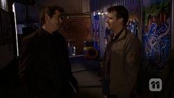 Marty Kranic, Lucas Fitzgerald in Neighbours Episode 6733