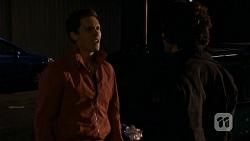 Josh Willis, Robbo Slade in Neighbours Episode 6733