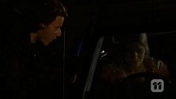 Robbo Slade, Amber Turner in Neighbours Episode 6733