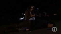 Imogen Willis, Robbo Slade in Neighbours Episode 6733