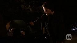 Hudson Walsh, Robbo Slade in Neighbours Episode 6733
