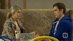 Amber Turner, Josh Willis in Neighbours Episode 6734