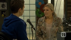 Josh Willis, Amber Turner in Neighbours Episode 6734