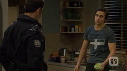 Matt Turner, Mason Turner in Neighbours Episode 6735