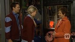 Josh Willis, Amber Turner, Susan Kennedy in Neighbours Episode 6735