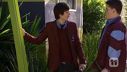 Bailey Turner, Callum Jones in Neighbours Episode 6735